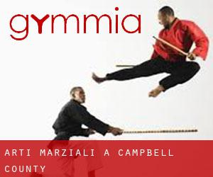 Arti marziali a Campbell County